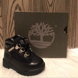 Timberland 15806 Toddler Baby Field Boot Waterproo